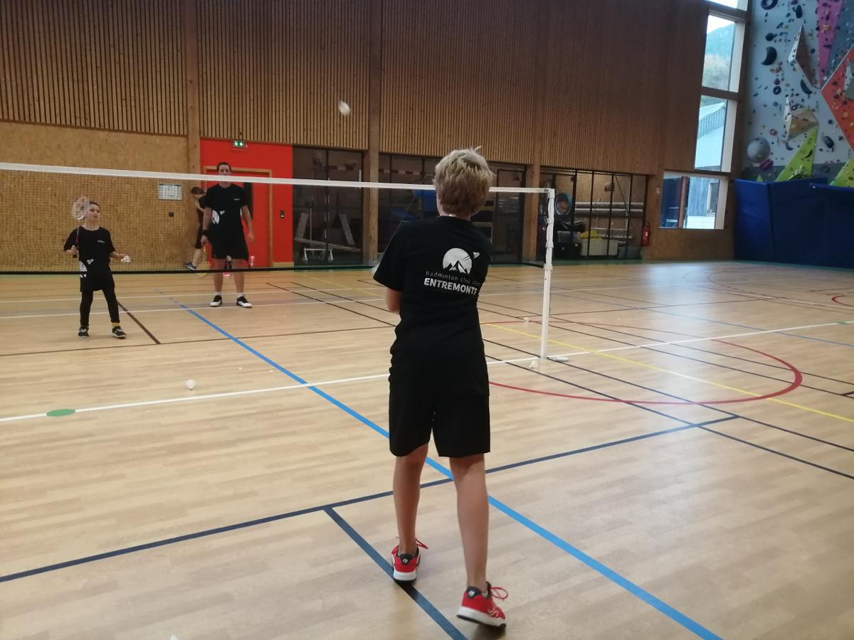 Badminton Club des Entremonts | Chartreuse